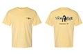Stray Dog Comfort Wash T-shirt On Sale!